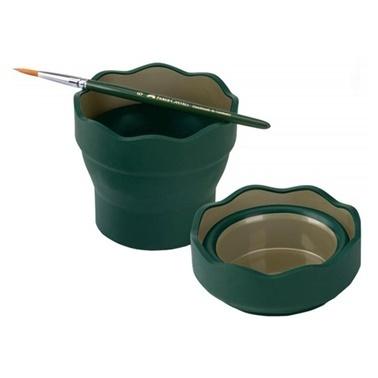 Faber Castell Suluboya Suluğu Yeşil Renkli